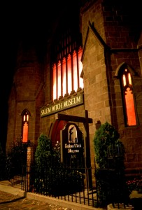 4. Salem Witch Museum Night Shot(300dpi) - Robert Deschene