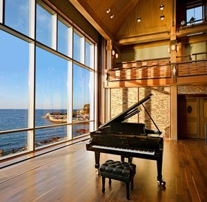 Rockport Music/Shalin Liu Performance Center