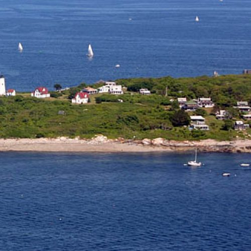Bakers Island Light Station (1791)