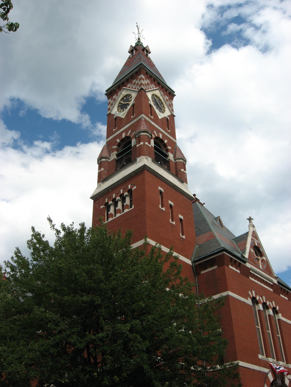 Abbot Hall