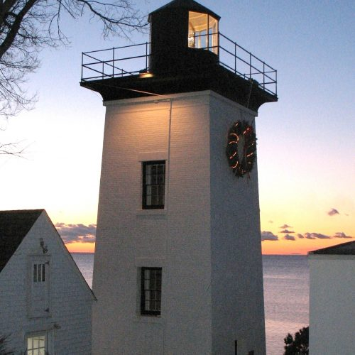Beverly's Hospital Point Light Station (1872)