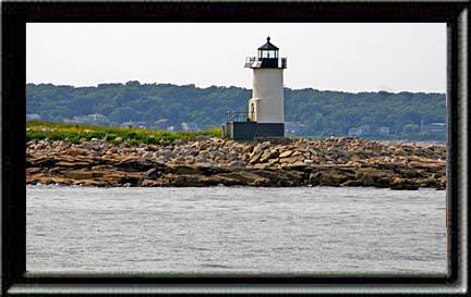 Straightsmouth Island Light (1835)