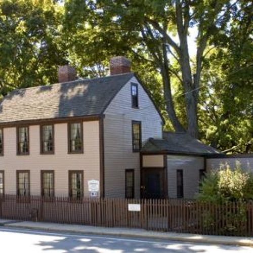 The Squire Bagley House/ Mary Baker Eddy Historic House