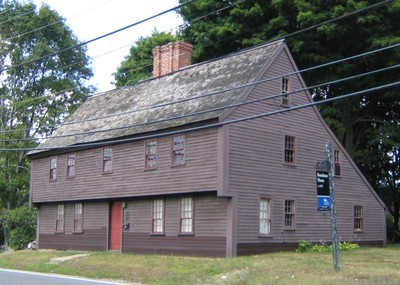 The Boardman House (1692)