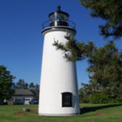 Newburyport Harbor Light (Plum Island Light) (1788)