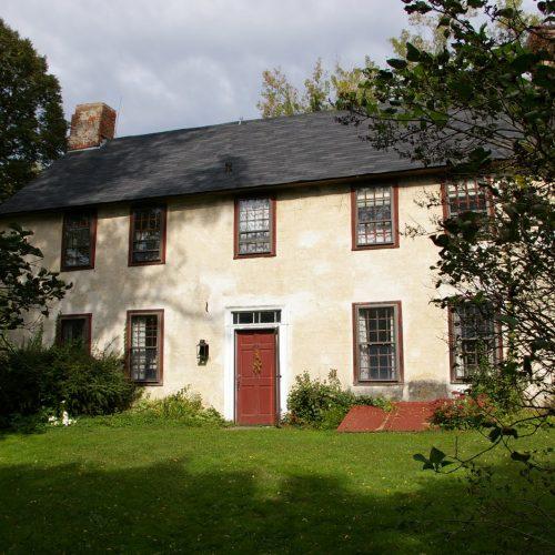 Peaslee Garrison House (1673)