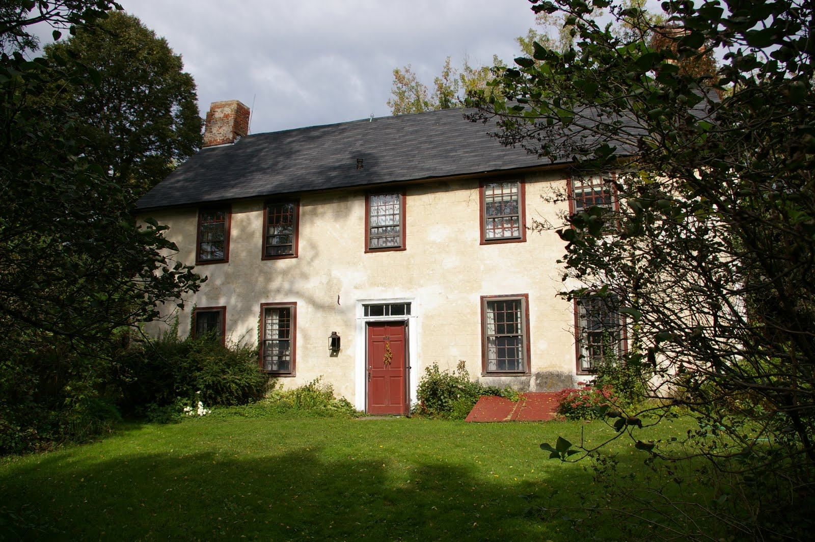 Peaslee Garrison House (1673)