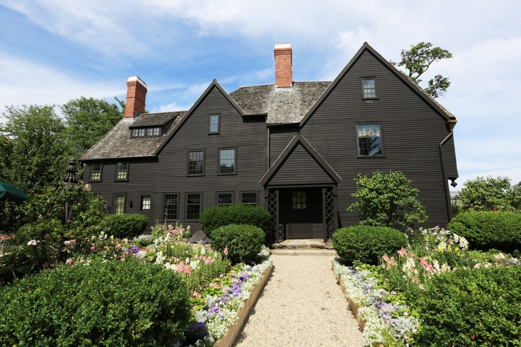 House of the 7 Gables - Salem. Photo by Brand USA