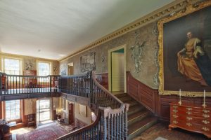 The Jeremiah Lee Mansion, Marblehead