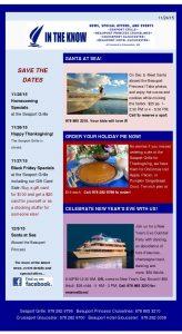 Cruiseport member to member