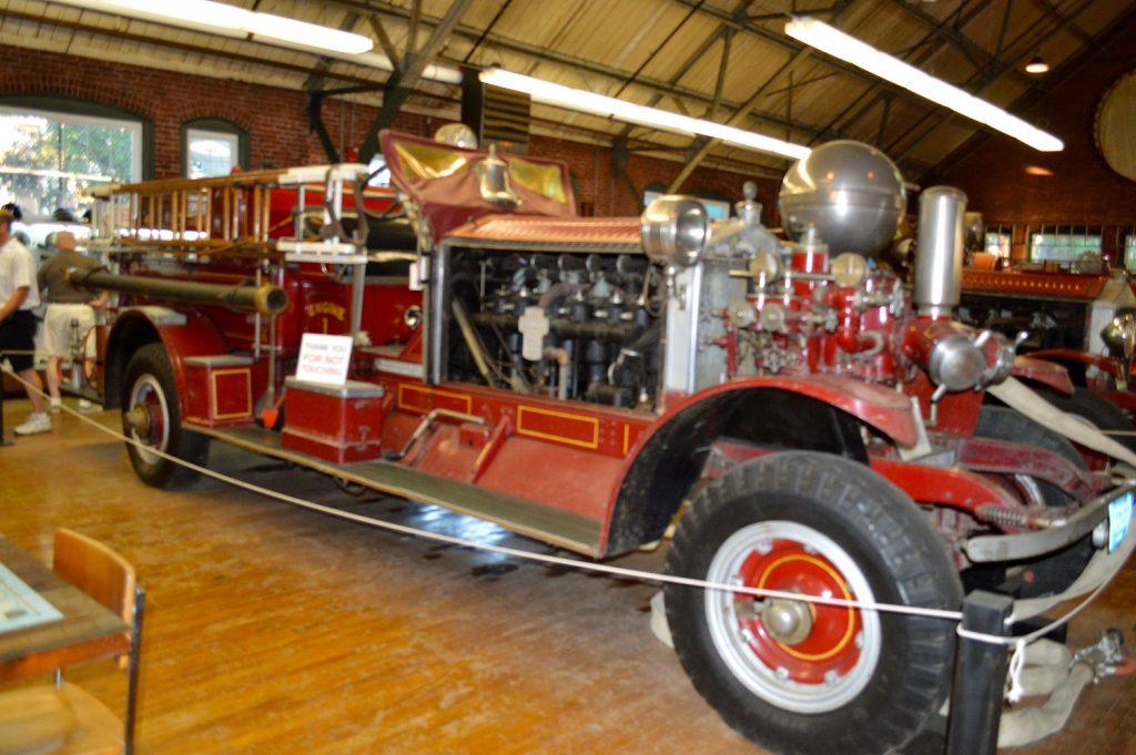 Haverhill Firefighting Museum