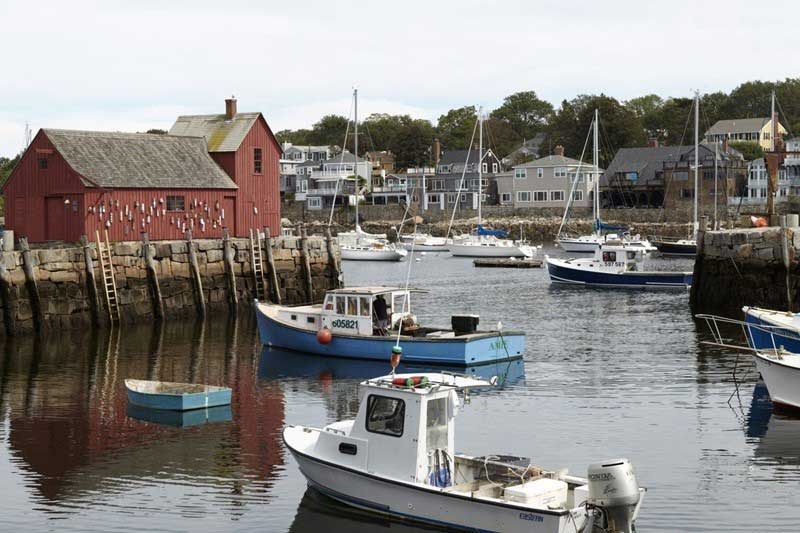 Cape Ann Motif #1 Rockport