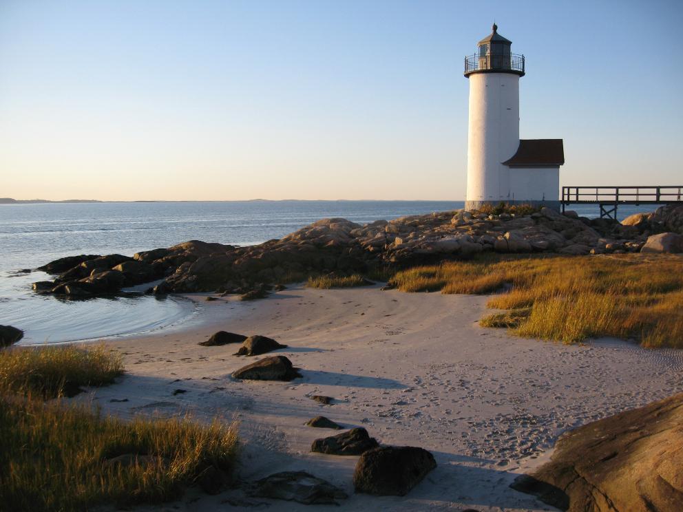 Annisquam Lighthouse Credit Tim Grafft