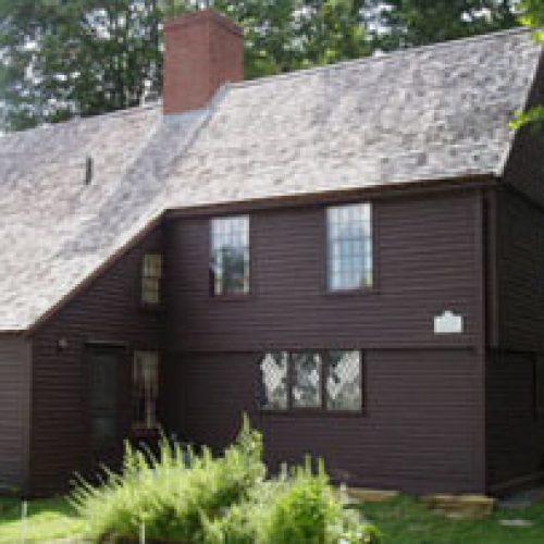 Claflin- Richards House