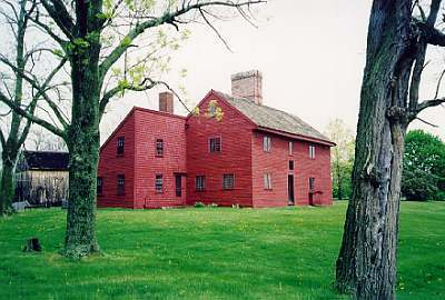 The Rebecca Nurse Homestead