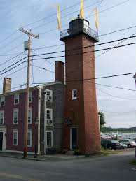 Newburyport Rear Range Lighthouse