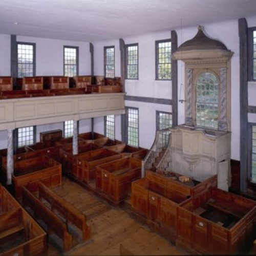Rock Hill Meeting House