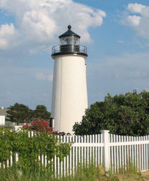 Plum Island Lighthouse- Credit Essex heritage