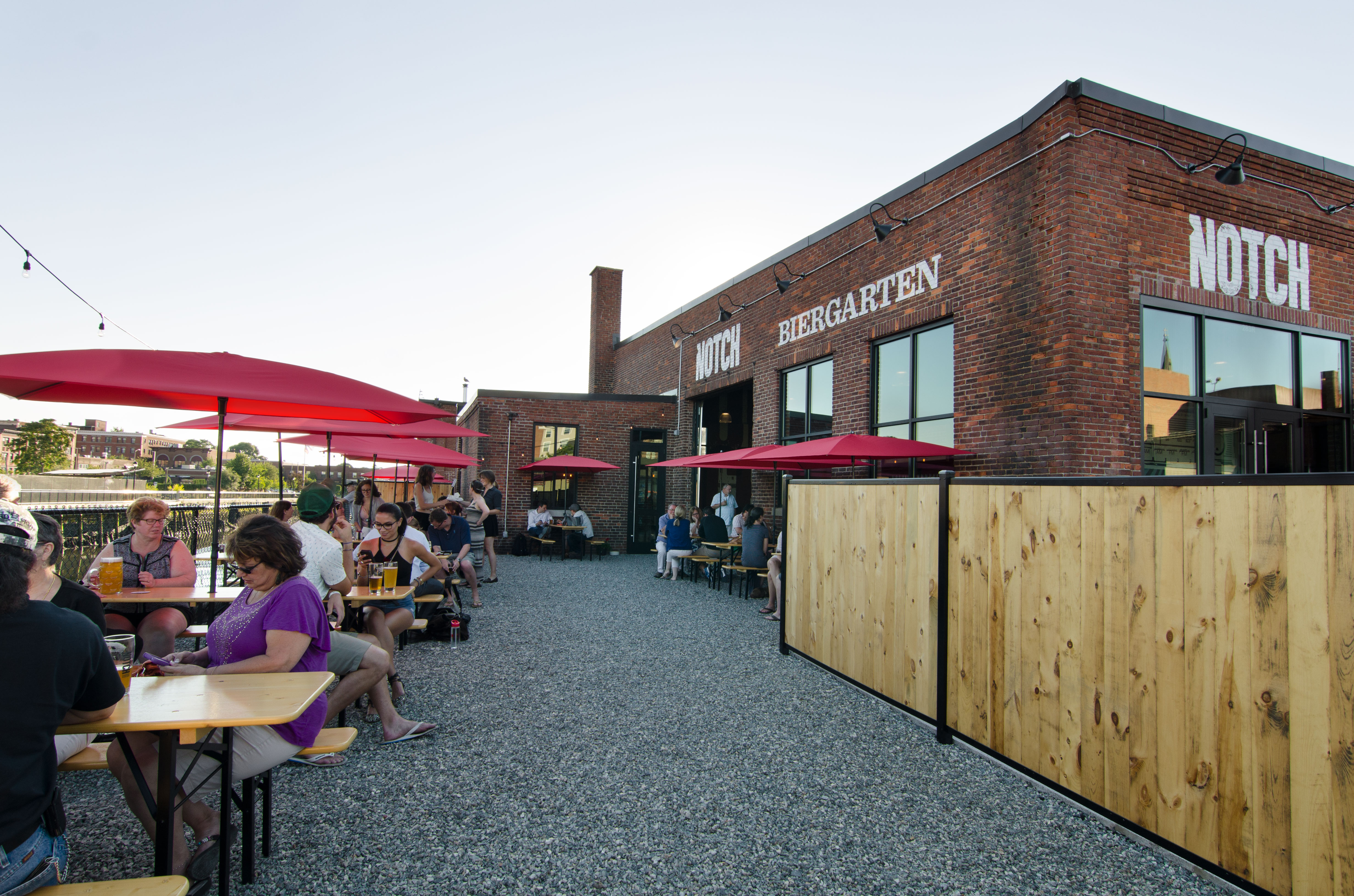 Notch Brewery and Tap Room