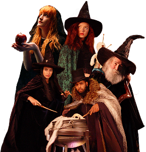 Witch Pix Costume Studio