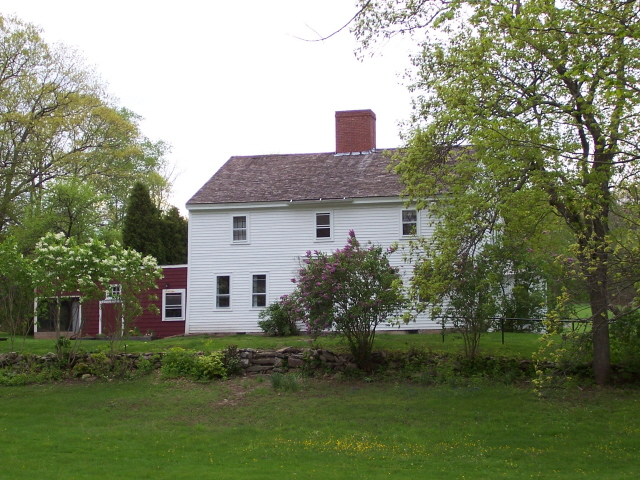 John Greenleaf Whittier Birthplace in Haverhill, MA