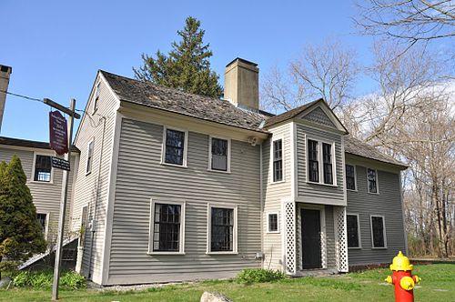 Tan House that is known as the Nathaniel Felton Senior House.