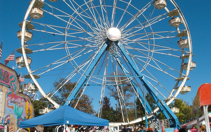 7 Reasons to Visit the Topsfield Fair