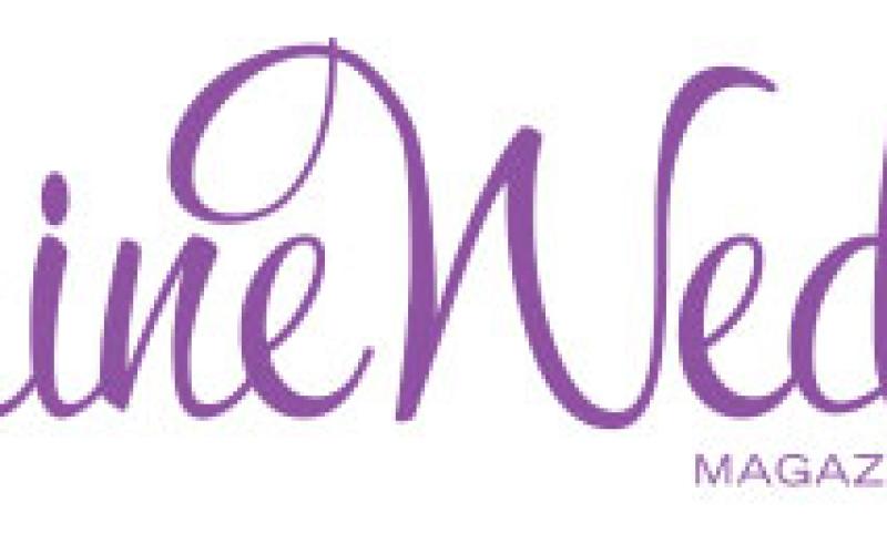 Real Maine Weddings Magazine logo.