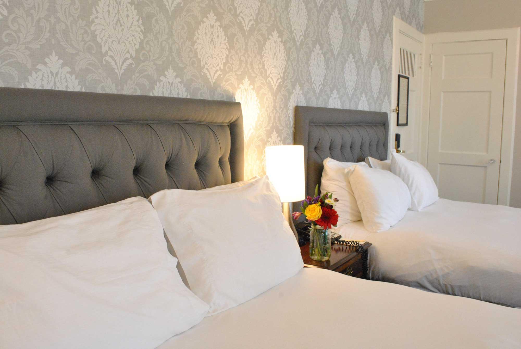 Hawthorne Hotel Room