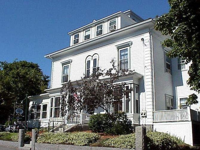 Linden Tree Inn in Rockport, Massachusetts.