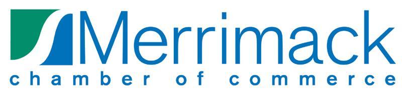 Merrimack Chamber of Commerce logo.