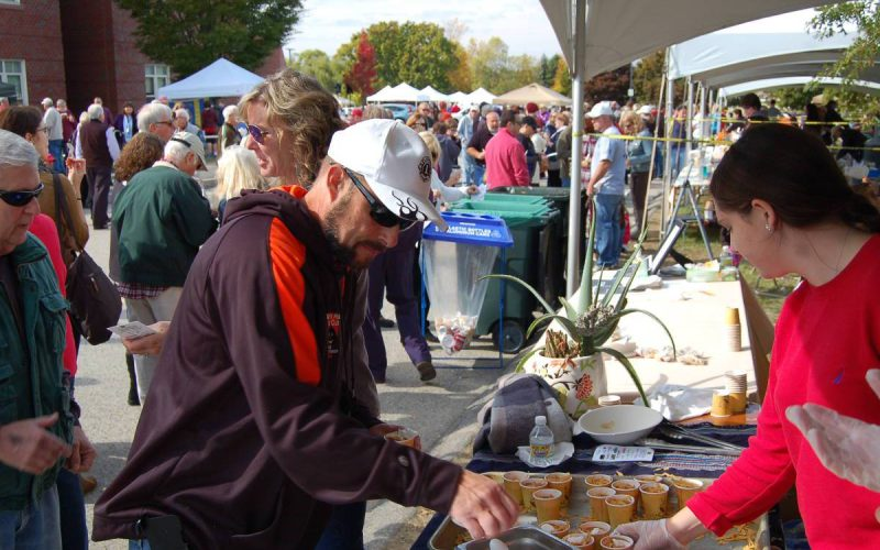 22nd Annual Ipswich Chowderfest