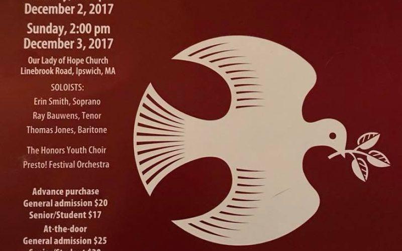 Chorus North Shore: Handel's Messiah