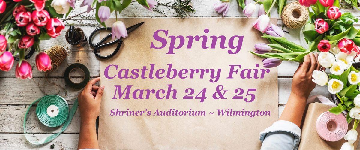 Castleberry Craft Fair Wilmington Ma