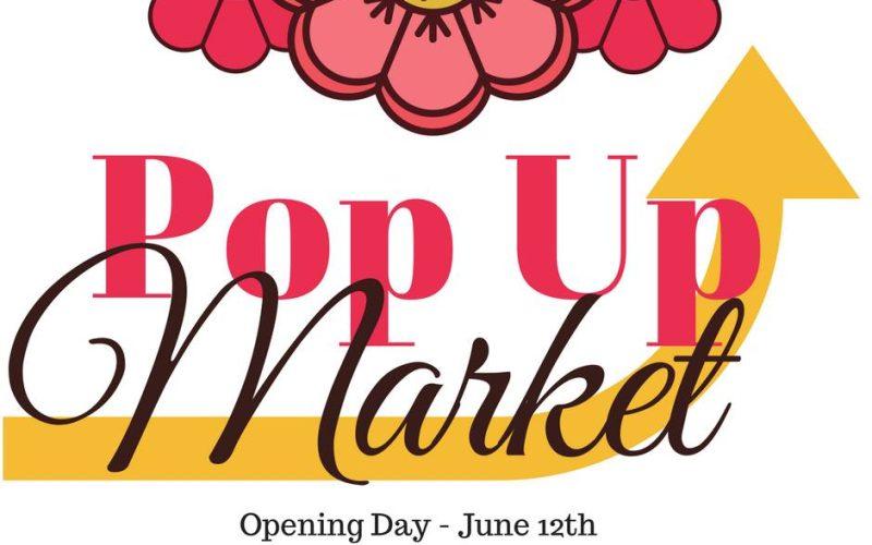 Peabody's Pop Up Market