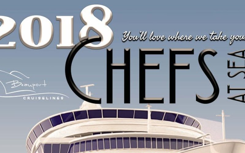 Chefs at Sea feat. Chef Kevin O'Donnell & Michael Lombardi
