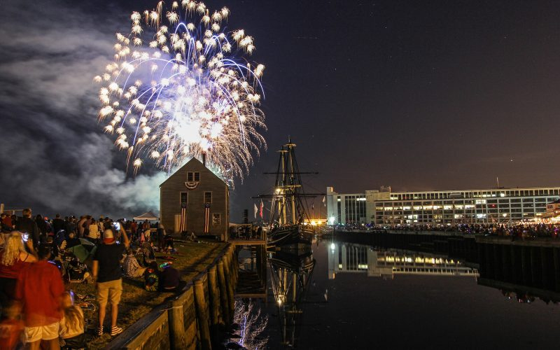 Boom! Bang! Ahhhhhh…. Fireworks North of Boston