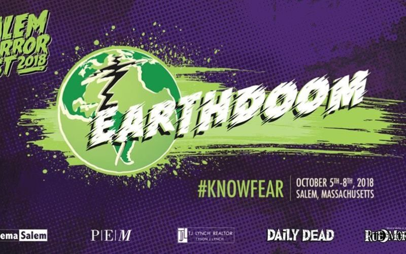 Salem Horror Fest Presents: Earthdoom! Film and Lecture Series
