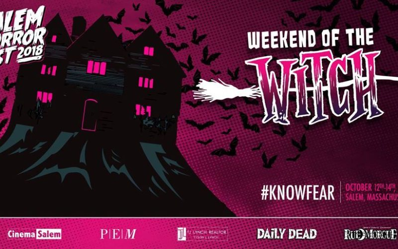 Salem Horror Fest Presents: Weekend of the Witch Film and Lecture Series