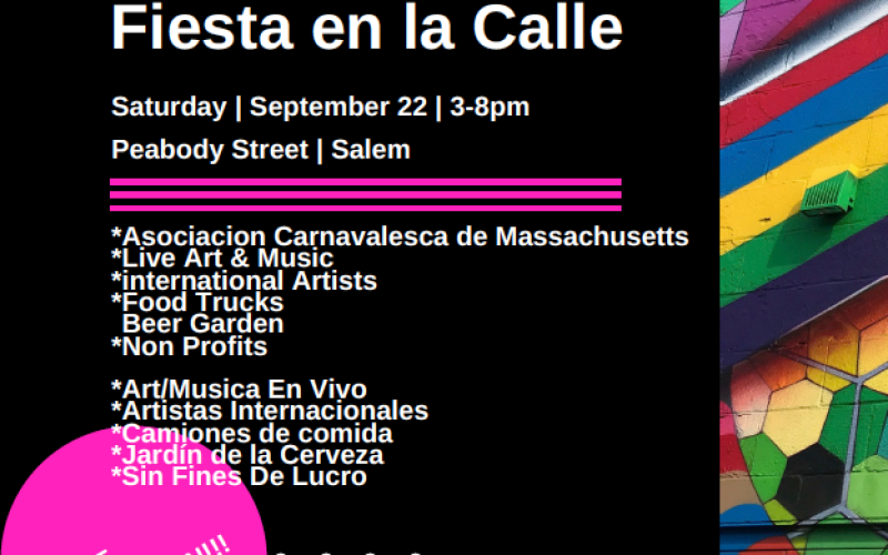 La Fiesta en la Calle – Block Party