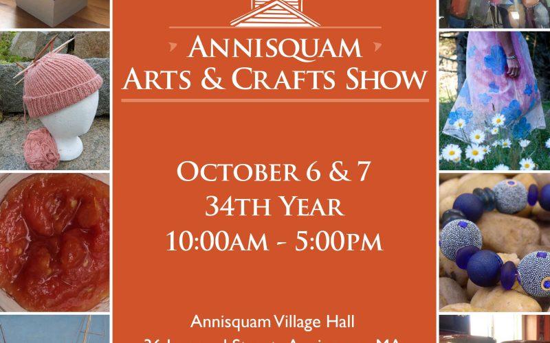 34th Annual Annisquam Arts & Crafts Show