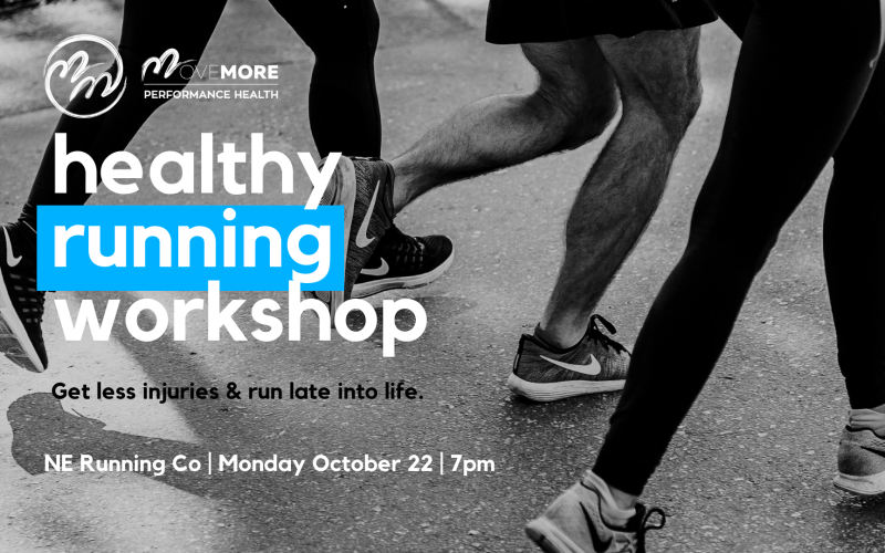 Healthy Running Workshop