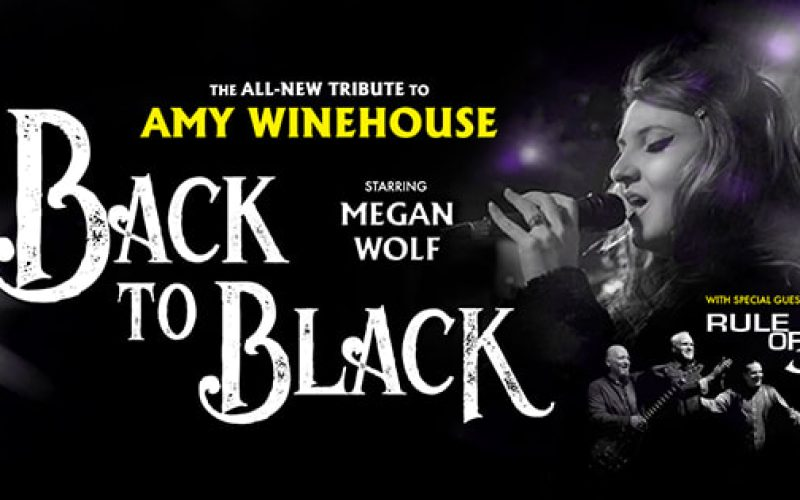 "Amy Winehouse Tribute Concert ""Back to Black""!"