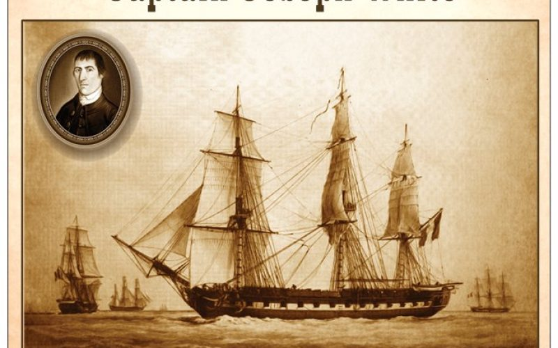 Goodnight, Captain White! A Maritime History-Mystery