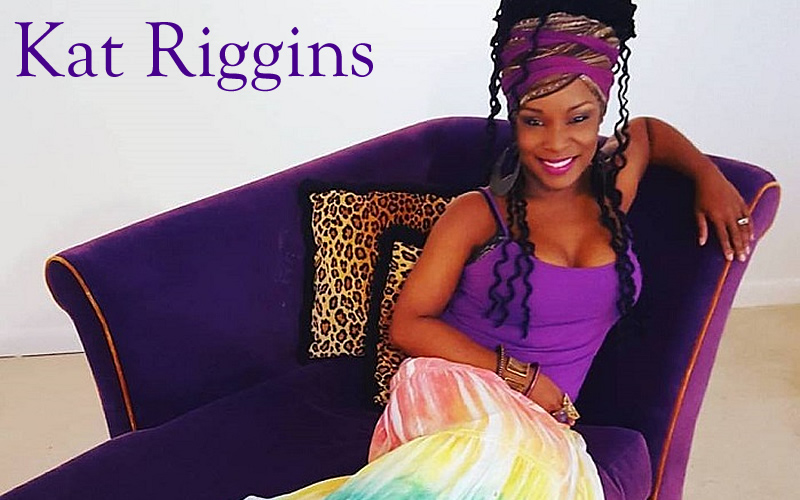 Kat Riggins – Powerhouse Bluesy Songstress