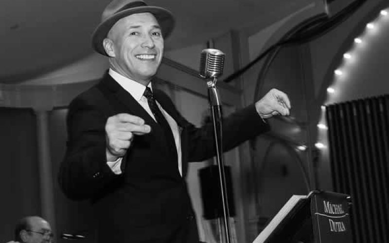 Sinatra Tribute – Michael Dutra & the Strictly Sinatra Band