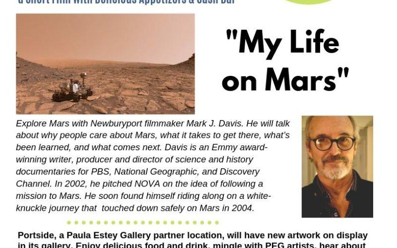 "Chef's Night at Portside – ""My Life on Mars"""