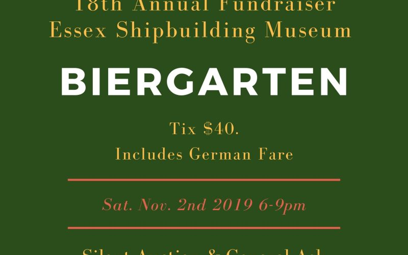 Biergarten In The Shipyard