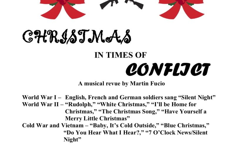 Christmas in Times of Conflict