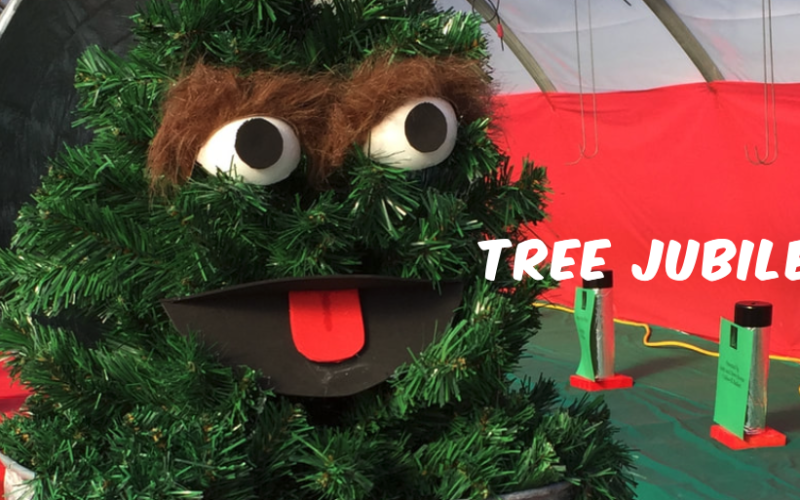 Tree Jubilee for The Ipswich Humane Group   — OVER 100 Decorated Trees & Wreaths to Win!